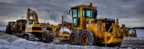 caterpillar equipment  information