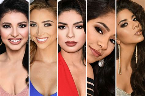 laredo area women competing texas usa pageant
