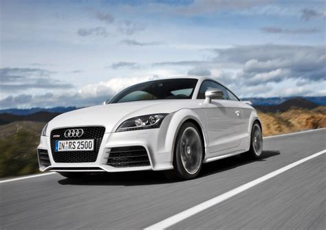 Audi Rs Four by Audi Tt Rs Prices Announced For America 187 Autoguide