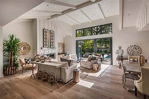 Breathtaking, Modern, Farmhouse, Style, Retreat, In, Napa, Valley