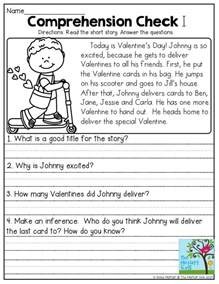 reading and comprehension 1000 ideas about comprehension worksheets on reading comprehension worksheets