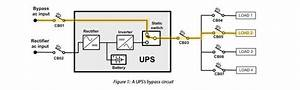 Ups Wiring Diagram With Bypass Switch