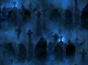 Graveyard Backgrounds For Vampire, Goth & Dark Sites