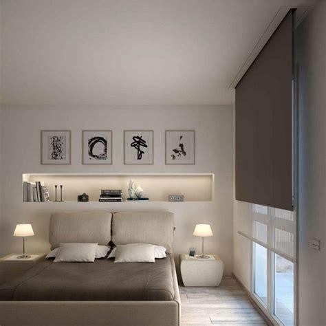 camera da letto elegante  sofisticata spazio soluzioni