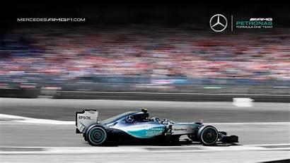 F1 Mercedes Amg Hybrid Wallpapers Petronas Unit