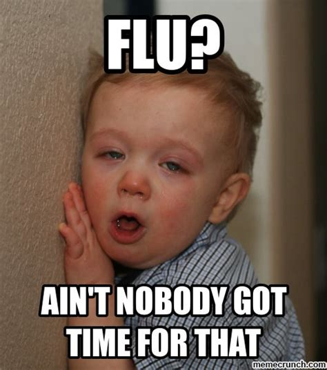 Flu Shot Meme - flu