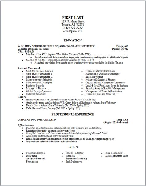 How A Resume Supposed To Look by Took Some Advice From R Users To Improve My Resume