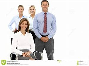 Young Business Team Stock Photo - Image: 63888847