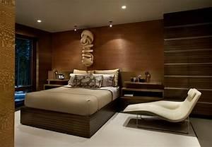 Modern Mountain - Lake Tahoe - Contemporary - Bedroom
