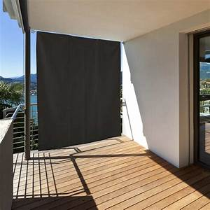 vertikaler balkonsichtschutz he25 sichtschutz sonnensegel With whirlpool garten mit sonnenschutz vorhang balkon