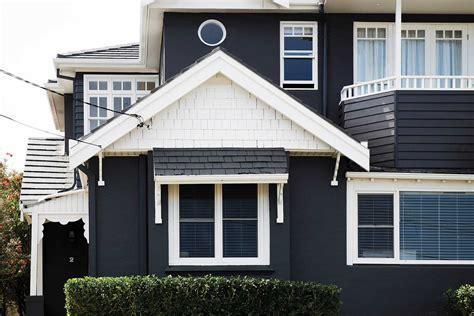 painting  house black  paint colour