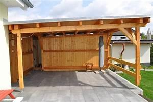Carport Holz Selber Bauen : schimmel pilz am holz dach der terrassen berdachung hausbau blog ~ Markanthonyermac.com Haus und Dekorationen