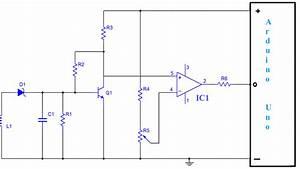 Mobile Phone Detector Circuit