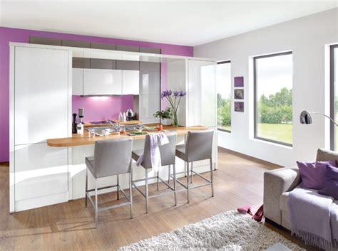 cuisine salon beau decoration salon avec cuisine ouverte avec idee decoration cuisine 2017 photo iconart co
