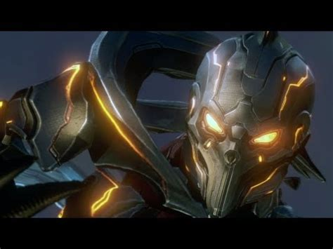 Halo 4  The Forerunners Have Returned Cutscene Youtube