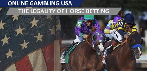 Is Online Horse Betting Legal in the US? - Best US Horse ...