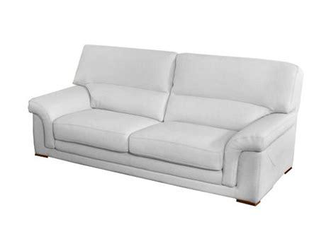 canapé trois places canape blanc canape2places com