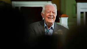 Former President Jimmy Carter out of hospital after ...