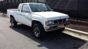 1994 Nissan Extended Cab 4x4 Pickup 21 000 Original Miles