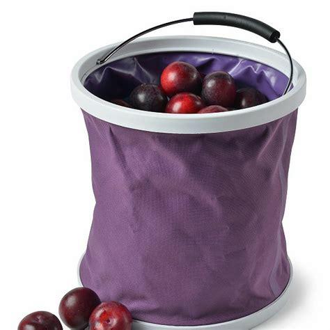 folding bucket   bag elegant extras