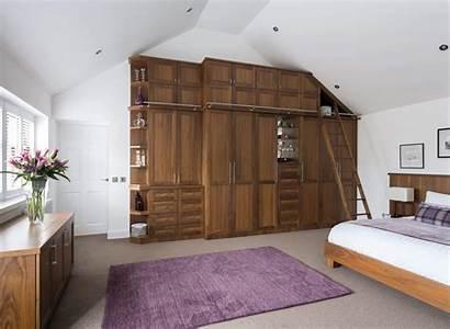 Furniture Bedroom Walnut Storage Luxury Nevillejohnson