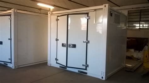 container chambre froide container frigorifique eutectic system containers