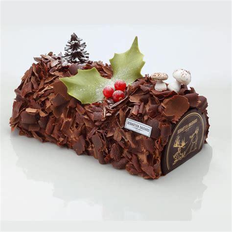 Bûches de Noël : les grands classiques des pâtissiers Cuisine / Madame Figaro