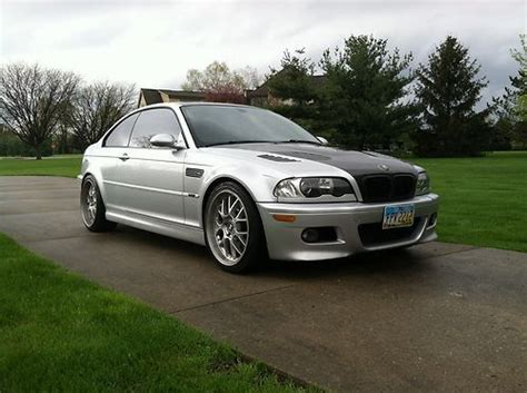 Purchase Used 2002 Bmw E46 M3 6speed In Columbus, Ohio