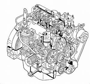 Yanmar 3tn84l Rtbzvm Industrial Diesel Engine Full Service