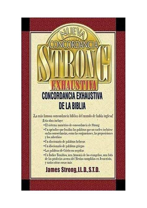 calameo dicionario biblico strong lexico hebraico