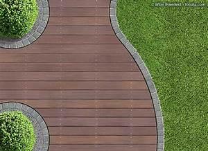 Gartenwege Aus Holz : gartenwege gestalten auf gutem fu e zum gartenhaus ~ Eleganceandgraceweddings.com Haus und Dekorationen