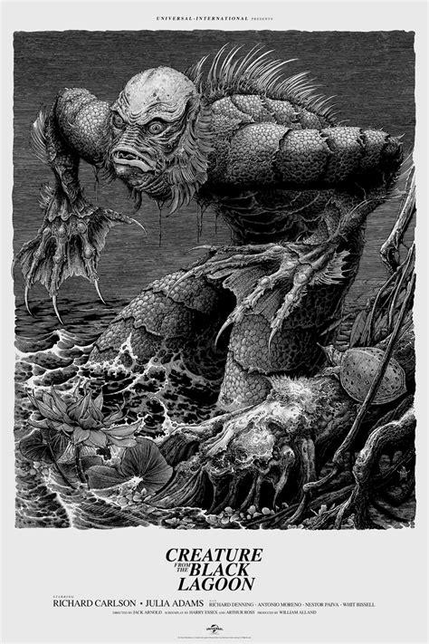 Creature from the Black Lagoon - Mondo