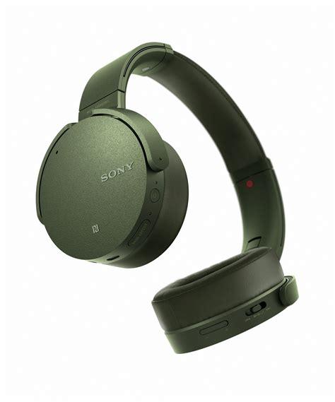 Headphone Sony Bass Biru sony 950n1 bass wireless bluetooth noise cancelling