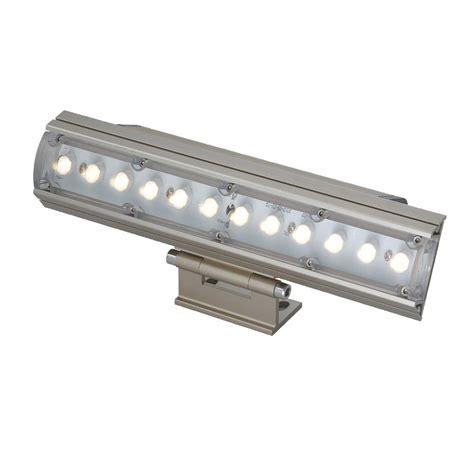 integrated led outdoor lighting eurofase 12 watt platinum outdoor integrated led landscape