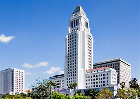 Los Angeles City Council To Consider Election Schedule