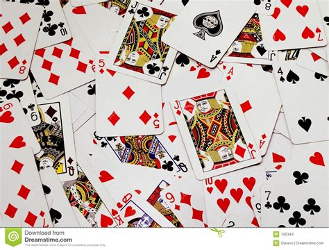 playing cards stock images image