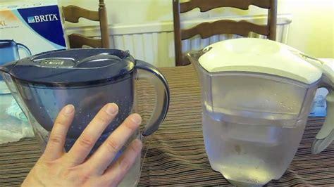 brita water filter jug review   marella xl