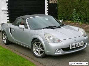 2005 Toyota Mr2 For Sale In United Kingdom
