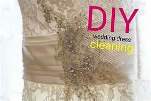 diy wedding dress cleaning weddingbells youtube With diy wedding dress cleaning