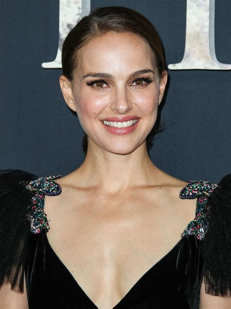 Natalie Portman Reflects On The Time's Up Movement