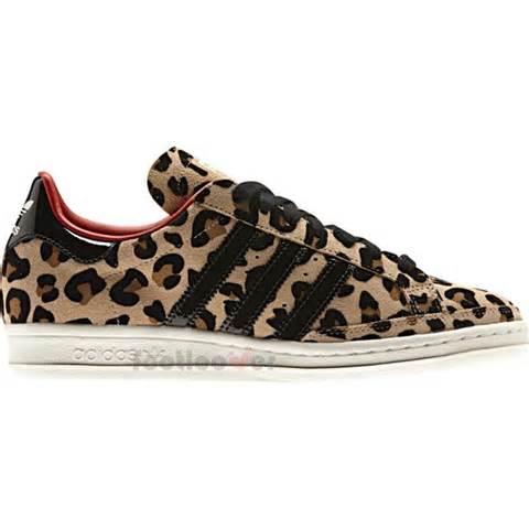 Leopard Print Tennis Shoes Adidas
