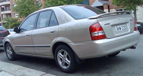 Mazda 323 2001 Review, Amazing Pictures And Images  Look