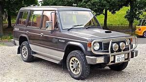 1990 Mitsubishi Pajero Turbo Diesel 4x4  Usa Import  Japan