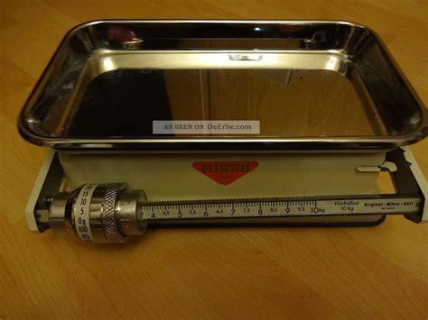 Oma ' S Alte Mechanische Küchenwaage Haushaltswaage Mikro