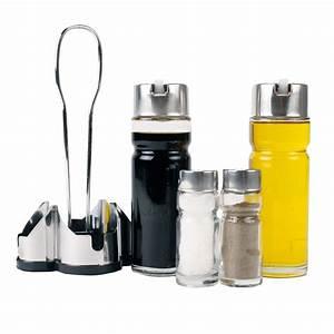 öl Und Essig Set : 5 teiliges menage set essig l salz pfeffer aus glas essigflasche lflasche ebay ~ Whattoseeinmadrid.com Haus und Dekorationen
