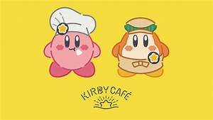 Kirby Caf U00e9 To Get An Official Soundtrack