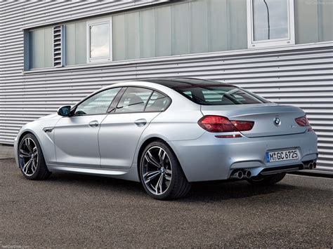Bmw M6 Gran Coupe Picture by Bmw M6 Gran Coupe Picture 78 Of 177 Rear Angle My 2014