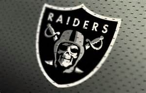Oakland Raiders Skull Logo