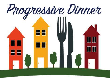 Progressive Dinner  St Joseph School
