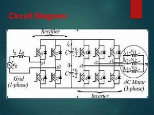 Single Phase To Three Phase Converter